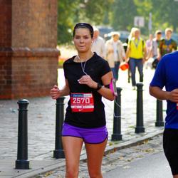 11th Danske Bank Vilnius Marathon - Kailey Skene (2570)