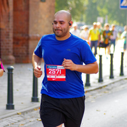 11th Danske Bank Vilnius Marathon - Roberto Villa (2571)