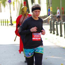 11th Danske Bank Vilnius Marathon - Egle Pažeraite (2063)