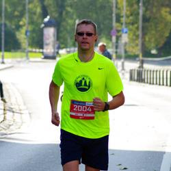 11th Danske Bank Vilnius Marathon - Arunas Pavlovas (2004)