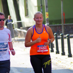 11th Danske Bank Vilnius Marathon - Olivija Spelmane (2450)