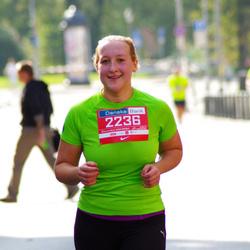 11th Danske Bank Vilnius Marathon - Liga Aizkalniete (2236)