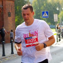 11th Danske Bank Vilnius Marathon - Ricardas Baranauskas (2420)