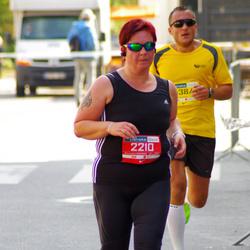 11th Danske Bank Vilnius Marathon - Rita Ciceniene (2210)