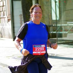 11th Danske Bank Vilnius Marathon - Gisela Döringer (2299)