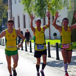 11th Danske Bank Vilnius Marathon - Tadas Milašius (11), Jurij Dorofejev (3909)