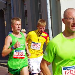 11th Danske Bank Vilnius Marathon - Modestas Gudauskas (11602), Deividas Kliševicius (21227)