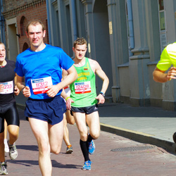 11th Danske Bank Vilnius Marathon - Denisas Tichonovas (11312), Martynas Ambrizas (12408)