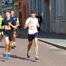 11th Danske Bank Vilnius Marathon - Ugnius Buitkus (30378), Paulius Stravinskas (30670)