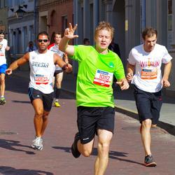 11th Danske Bank Vilnius Marathon - Jonas Staniulis (10112), Nicola Milesi (12875), Tomas Kazlauskas (30890)