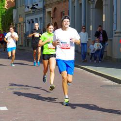 11th Danske Bank Vilnius Marathon - Donatas Žvinklys (11495), Justas Žičkus (31766)