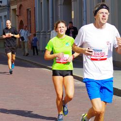 11th Danske Bank Vilnius Marathon - Simona Janaviciute (10105), Donatas Žvinklys (11495)