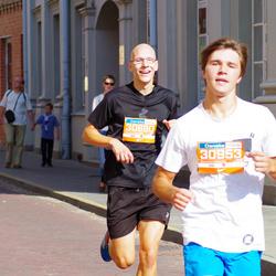 11th Danske Bank Vilnius Marathon - Karolis Gricius (30690), Tomas Stech (30953)