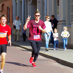 11th Danske Bank Vilnius Marathon - Rapolas Žinevicius (12750), Rytis Stankevicius (30483)