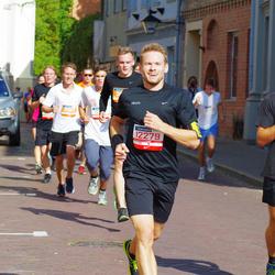 11th Danske Bank Vilnius Marathon - Gediminas Judzentas (12279), Aivaras Simonaitis (21139)