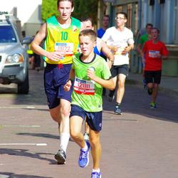 11th Danske Bank Vilnius Marathon - Vytautas Verseckas (11672), Ignas Vasiliauskas (12181)