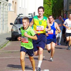 11th Danske Bank Vilnius Marathon - Viktoras Mažeika (11310), Vytautas Verseckas (11672)
