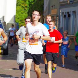 11th Danske Bank Vilnius Marathon - Danielius Bondorovas (10722), Rolandas Riškus (12407), Egidijus Lebedžinskas (30544)