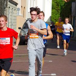 11th Danske Bank Vilnius Marathon - Rolandas Riškus (12407), Lukas Rakauskas (31196)