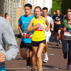 11th Danske Bank Vilnius Marathon - Ruta Juskeviciute (11780), Dmitrij2 Nesterenko (11919), Migle Sušinskaite (20207)