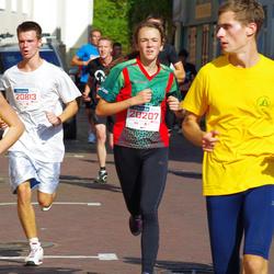 11th Danske Bank Vilnius Marathon - Migle Sušinskaite (20207), Augustas Daraškevicius (20813)
