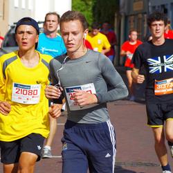 11th Danske Bank Vilnius Marathon - Avgustinas Silinas (20140), Artur Ceremisinov (21080)