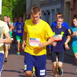 11th Danske Bank Vilnius Marathon - Šarunas Tamkevicius (20204), Jonas Tamulevičius (31078)