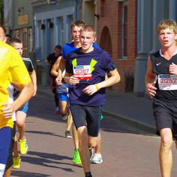 11th Danske Bank Vilnius Marathon - Žygimantas Jasinskas (10387), Herkus Gaidanis (21252)