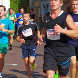 11th Danske Bank Vilnius Marathon - Domas Krikšciunas (20761), Benas Tamašauskas (30390)