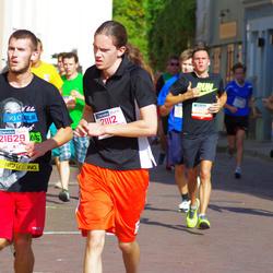 11th Danske Bank Vilnius Marathon - Evald Versocki (21112), Lukas Pernaravicius (21629)