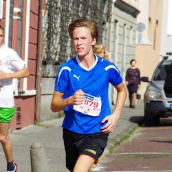 11th Danske Bank Vilnius Marathon - Romuald Olchovik (12703), Saulius Valatka (21179)
