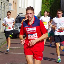 11th Danske Bank Vilnius Marathon - Adolfas Gelgota (10656), Gediminas Dragašius (12238)