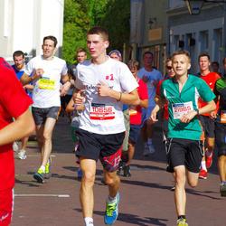 11th Danske Bank Vilnius Marathon - Adolfas Gelgota (10656), Povilas Zaliauskas (21965), Justinas Bagdonas (75234)