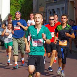 11th Danske Bank Vilnius Marathon - Giedrius Jankauskas (10918), Povilas Zaliauskas (21965), Donatas Būdvytis (31120)