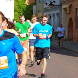 11th Danske Bank Vilnius Marathon - Andrius Statkus (10491), Romas Tamoševicius (12367)