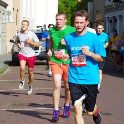 11th Danske Bank Vilnius Marathon - Andrius Statkus (10491), Romas Tamoševicius (12367), Robertas Ankudovicius (21894)