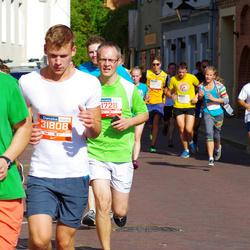 11th Danske Bank Vilnius Marathon - Žydrunas Lukauskas (11728), Julius Matačiūnas (31808)