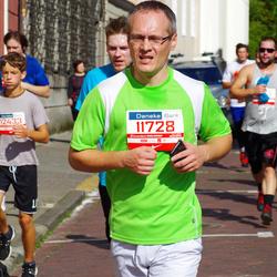 11th Danske Bank Vilnius Marathon - Žydrunas Lukauskas (11728), Joris Makauskis (12433)