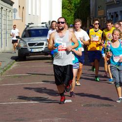 11th Danske Bank Vilnius Marathon - Kristian Mozes (11947), Rima Raišelyte (20769)