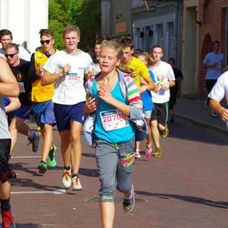 11th Danske Bank Vilnius Marathon - Evaldas Cerniauskas (11496), Kristian Mozes (11947), Rima Raišelyte (20769), Rafal Kulakovski (21107)
