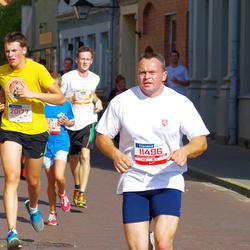 11th Danske Bank Vilnius Marathon - Evaldas Cerniauskas (11496), Simonas Dambrauskas (20177)