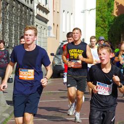 11th Danske Bank Vilnius Marathon - Ramojus Lapinskas (21792), Eimantas Abelkis (30040)