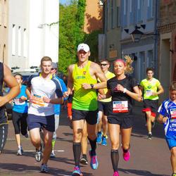 11th Danske Bank Vilnius Marathon - Erikas Poška (10010), Jolanta Verseckaite (11561)
