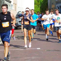 11th Danske Bank Vilnius Marathon - Dovilė Daukšaitė (30284), Saulė Valantiejūtė (31715)