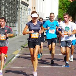 11th Danske Bank Vilnius Marathon - Girmantas Garbauskas (20193), Saulė Valantiejūtė (31715)