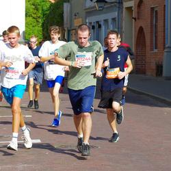 11th Danske Bank Vilnius Marathon - Mindaugas Verikas (20244), Rokas Paškevicius (20964)