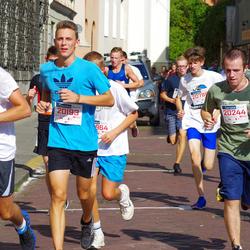 11th Danske Bank Vilnius Marathon - Girmantas Garbauskas (20193), Mindaugas Verikas (20244)