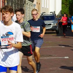11th Danske Bank Vilnius Marathon - Lukas Verseckas (20788), Žygimantas Rimgaila (20995)
