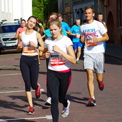 11th Danske Bank Vilnius Marathon - Emilija Cypaite (11523), Augustė Augustinaitė (30786)