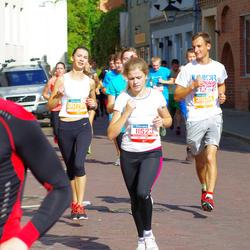 11th Danske Bank Vilnius Marathon - Emilija Cypaite (11523), Emilis Valentinaitis (31534)